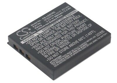 UPGRADE For Logitech NTA2319 Wireless Mouse Battery Li-ion 600mAh