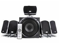 Xenta xforce-1h 5.1 surround speaker system