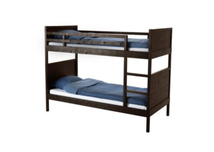 IKEA NORDDAL Convertible Bunk Bed