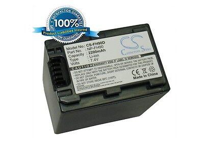 7 4V BATTERY FOR SONY DCR DVD905 DCR SR32E DCR DVD805E DCR HC36 DCR SR62 NEW