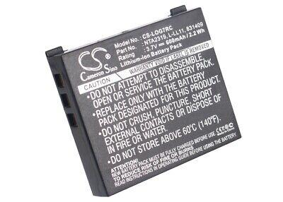 190310-1001 Battery for Logitech G7 Laser Cordless Mouse, MX Air, M-RBQ124
