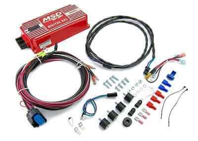 MSD Ignition 6425 6AL Ignition Control Box - MSD 6AL multiple spark discharge