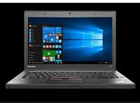 "LENOVO THINKPAD X250 12.5"" ULTRABOOK,CORE I5-5300U 2.30GHZ,180GB SSD,8GB RAM,WIN 10,MINT CONDITION"