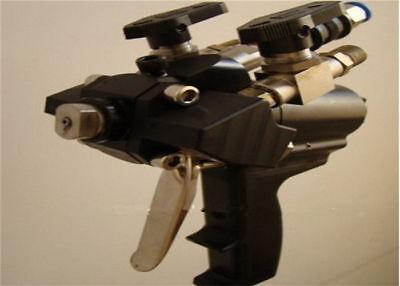Polyurethane Insulation Pu Foam Professional Spray Gun P2 Air Purge Dhl Ship
