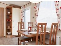 6 berth static holiday home for sale