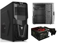 AMD FX QuadCore 4.2GHz GAMING PC 8GB RAM * GTX 650 Ti 2GB