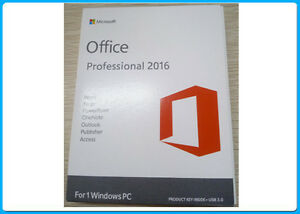 Microsoft Office Pro Professional 2016 -Mac/PC (Lifetime)