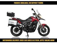 2017 SINNIS TERRAIN EFI 125CC, 0% DEPOSIT FINANCE AVAILABLE