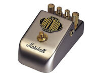 Marshall Guv'nor plus GV2 pedal.