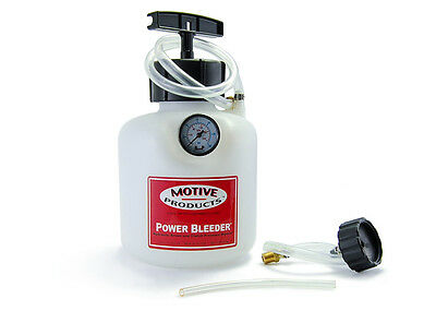 Motive Products Brake Power Bleeder Audi BMW Porsche VW European Adapter - Power Bleeder Adapter