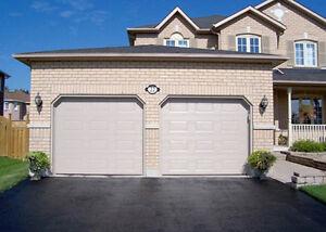 Garage Door & Openers
