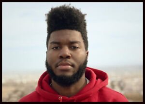 KHALID @ Scotiabank Arena August 6 2019 Hard Copy Tickets