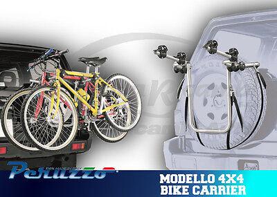 310 - Portabicicletas Trasero para Coche Peruzzo Modelo 4X4 Bike Carrier