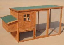 Larger 2m long Chicken Coop Hen house Chook Hutch Run Cage P001 Keysborough Greater Dandenong Preview
