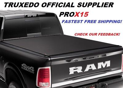 Truxedo Pro X15 Roll Up Tonneau Truck Bed Cover 2019 - 20 Dodge Ram 1500 5.7 ft