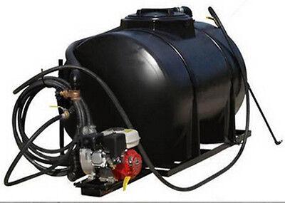 Sealcoating Sprayer - 525 Gallon - 5.5 Honda Banjo Pump - Commercial Duty Grade