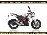 2017 SINNIS RSX125 EFI, 0% DEPOSIT FINANCE AVAILABLE