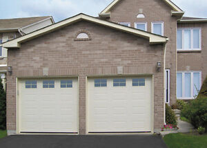 GARAGE DOOR & OPENER Installs/Repairs/Sales