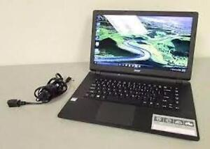 Acer 4gb Ram intel Core i3 cpu 2.50ghz H Webcam Laptop 500gig