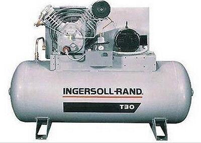 Air Compressor - 120 Gallon - 460 Volts - Electric - Commercial Duty