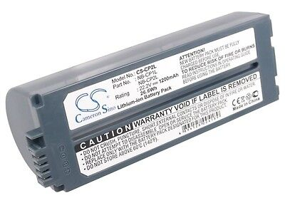 Used, 1200mAh Battery For CANON Selphy CP-520, CP-600, CP-720, CP-730, CP-740, CP-750 for sale  Shipping to United States