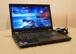 8gb Ram intel Core i5 Lenovo/IBM Laptop Computer 320gb HDD Hard C windows 10 $219