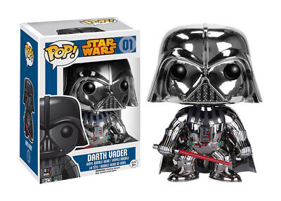 Funko Pop Vinyl Hot Topic Darth Vader Star Wars #1