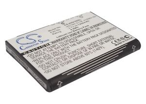 NEW 1250mAh Battery for HP iPAQ 100, 110, 111, 112, 114 & 116 - USA Seller