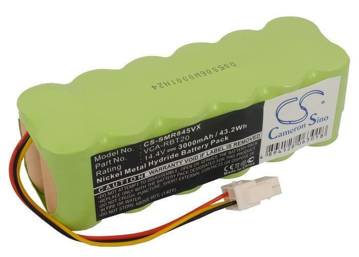 Samsung Navibot DJ96-00113C, VCA-RBT20 Vacuum Battery for SR, VCR series ...