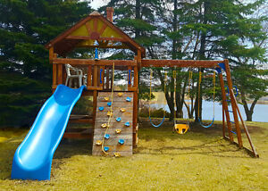 Child's Play Structure