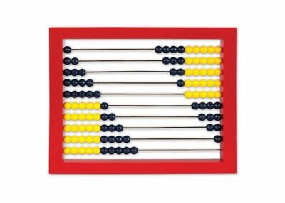 Learning Resources 2 handheld ABACUS RightStart Homeschool