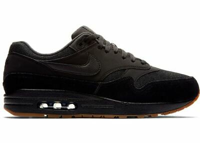 Nike Air Max 1 Black/Gum Men's Sneakers -