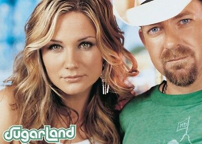 Sugarland Poster (Country Superstars) - #3 - Country Posters