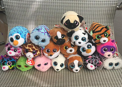 New Ty Teeny Tys original Plush Stuffed Animal Collecting Selection NOVELTY