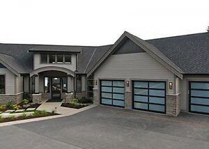 Contemporary Aluminum garage doors *BEST PRICE - FREE QUOTE* call today