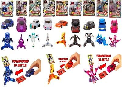 Mecard Mecardimal Deluxe Evan Prince Fion Ages 6+ Toy Car Truck Transformers Fun - Disney Princes Ages