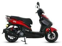 SINNIS HERO 125CC EURO 4 BRAND NEW 2018 '18