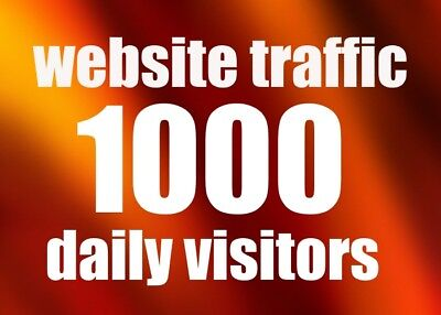 1000 Visitors To Your Website Within 24 Hours