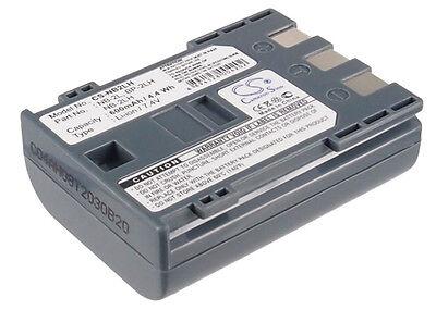 7.4V battery for Canon MVX200, MVX40i, Optura 60, MV800i, PC1018, PC1018, Canon