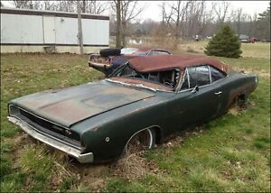 1968 Dodge Charger Coupe (2 door)