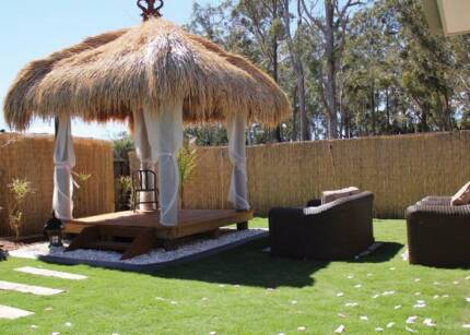 Bali Huts and Gazebos DIY sale on now at Oz Gazebos and Huts