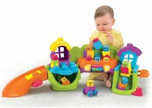 Fisher Price Baby Activity Musical Interactive Stacking Blocks Heathmont Maroondah Area Preview