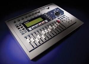 Console studio Yamaha 16 pistes avec effet et hard disque