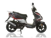 SINNIS HARRIER 125CC EURO 4 BRAND NEW 2018 '18