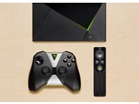 Nvidia Shield TV 16GB 2015 Version With Remote And Game Controller + 32GB Disk