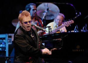 Elton John London Sep. 29th SINGLE tickets