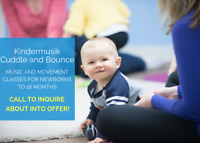 Baby Music Program in Richmond Hill and Markham