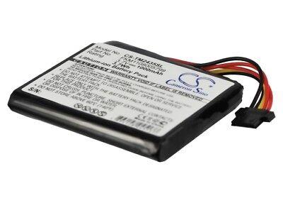 UPGRADE Batteries 1000mAh For TomTom 1CT4.019.03,4CQ01,4CS03,4CT4.001.01,4CT50