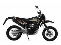 Sinnis Apache 125cc Motorcycle Flexible Payment Terms & Nationwide