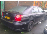 Toyota Avensis 2.0 D4D Engine Code: 1CD-FTV Breaking For Parts (2005)
